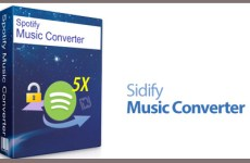 Sidify Music Converter 2.2.1 Crack Download HERE !
