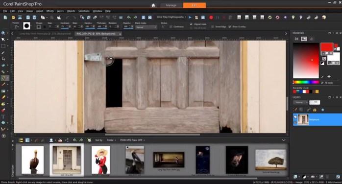 Corel PaintShop Pro Windows