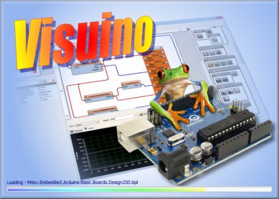 Visuino windows