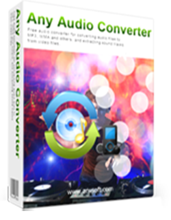 Any Audio Converter windows