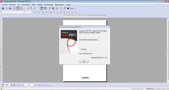 Ashampoo PDF Pro windows