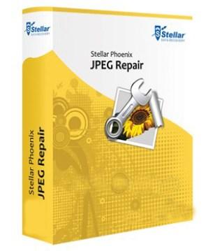 Stellar Phoenix JPEG Repair windows
