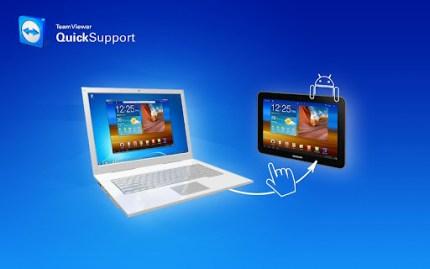 TeamViewer QuickSupport windows
