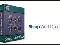 Sharp World Clock 9.3.7 Crack Download HERE !