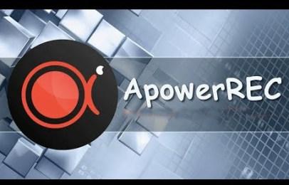 ApowerREC Windows