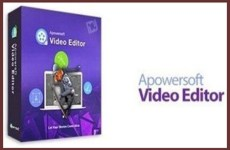 Apowersoft Video Editor 1.7.6.9 Crack Download HERE !