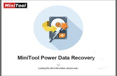 MiniTool Power Data Recovery Business Technician 9.1 Crack Download HERE !