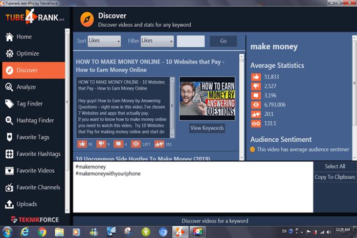 Tuberank Jeet 4 Pro Windows