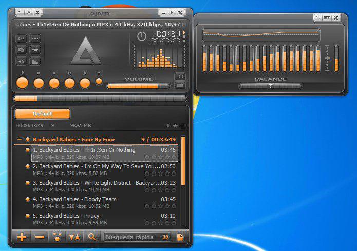 AIMP for Windows