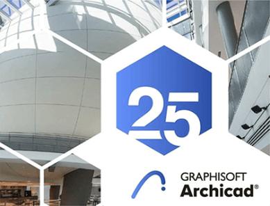 GRAPHISOFT ARCHICAD 25
