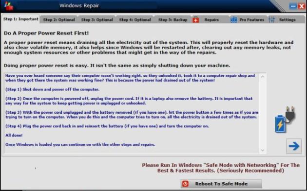Windows Repair Pro latest version