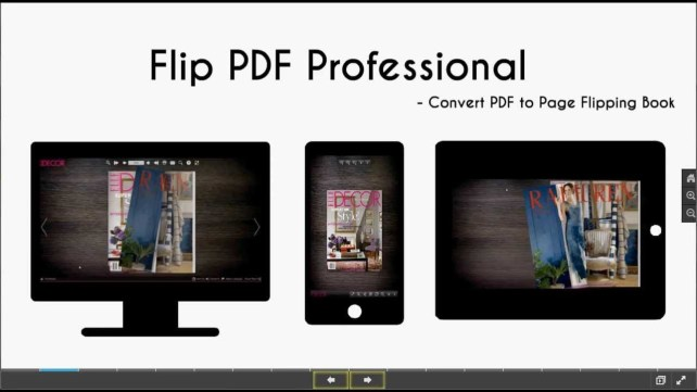 Flip PDF Professional latest version