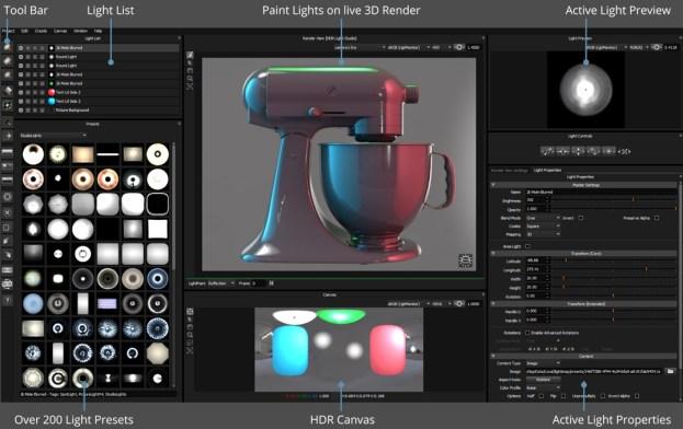 Lightmap HDR Light Studio Carbon latest version