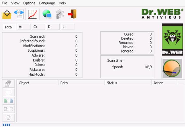 Dr.Web Anti-virus latest version