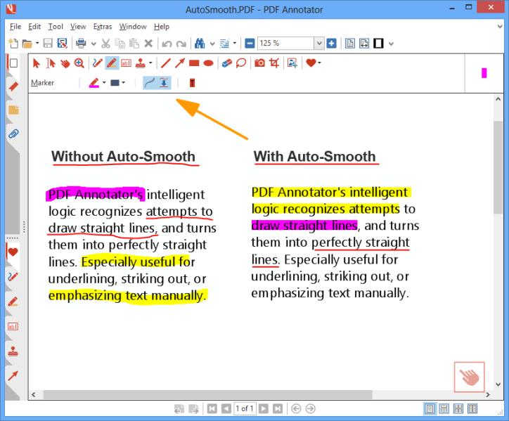 PDF Annotator windows