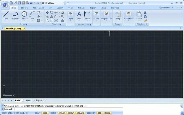 GstarCAD Professional latest version