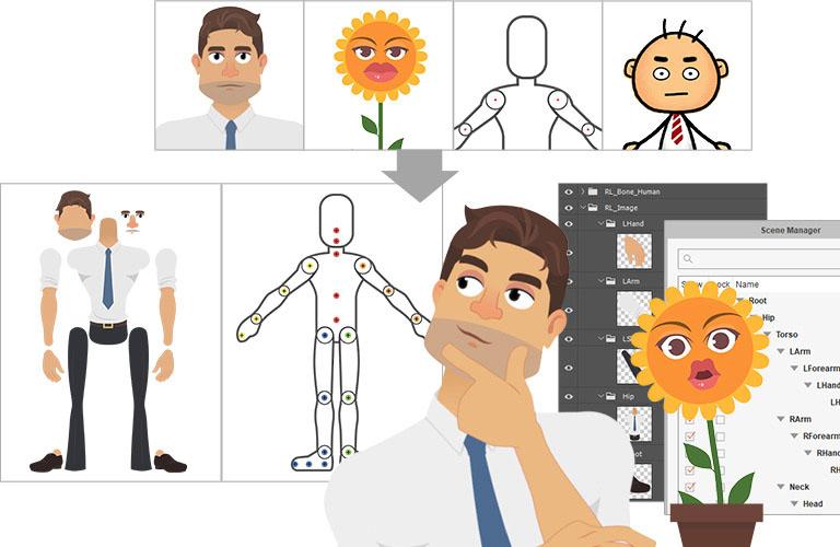 Cartoon Animator windows