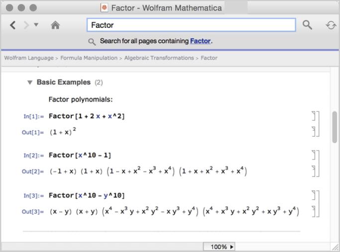 Wolfram Mathematica latest version