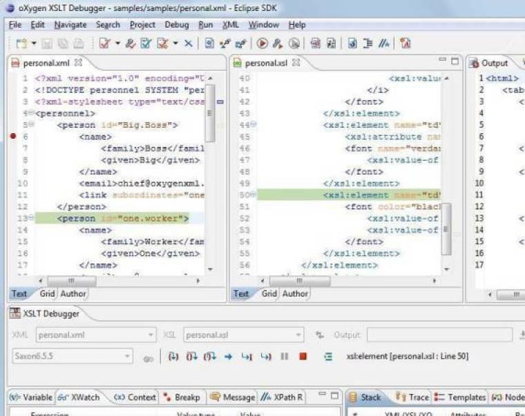 Oxygen XML Editor latest version