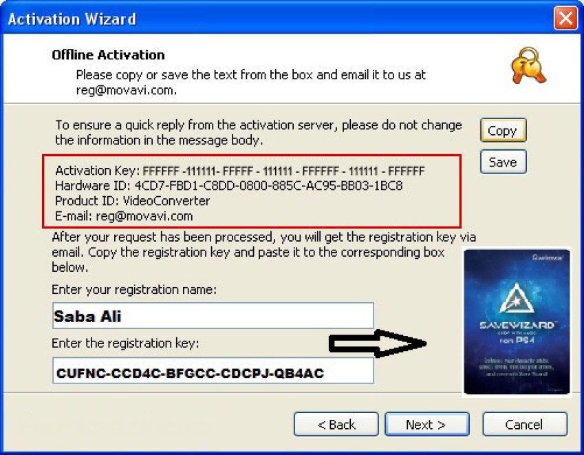 Save Wizard latest version