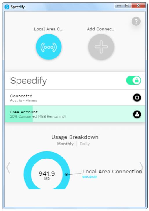 Speedify latest version