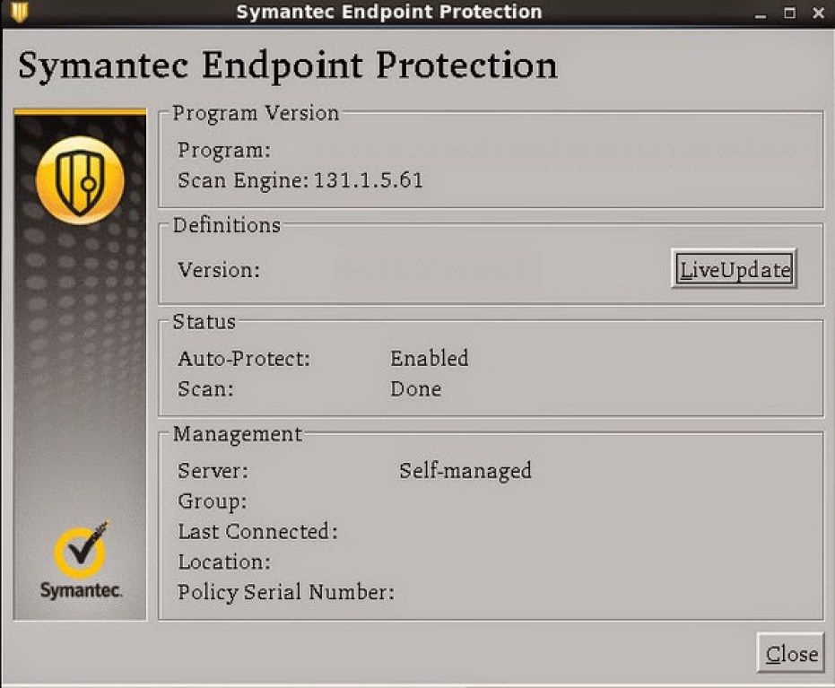 Symantec Endpoint Protection latest version