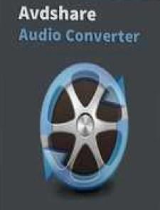Avdshare Audio Converter