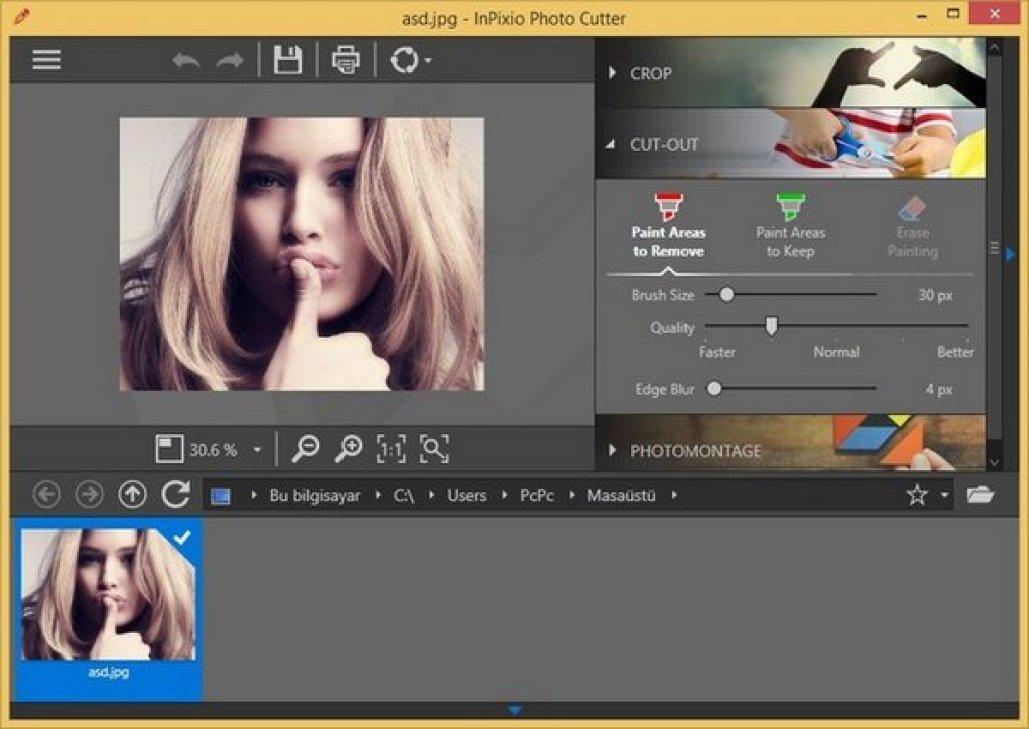 InPixio Photo Cutter latest version