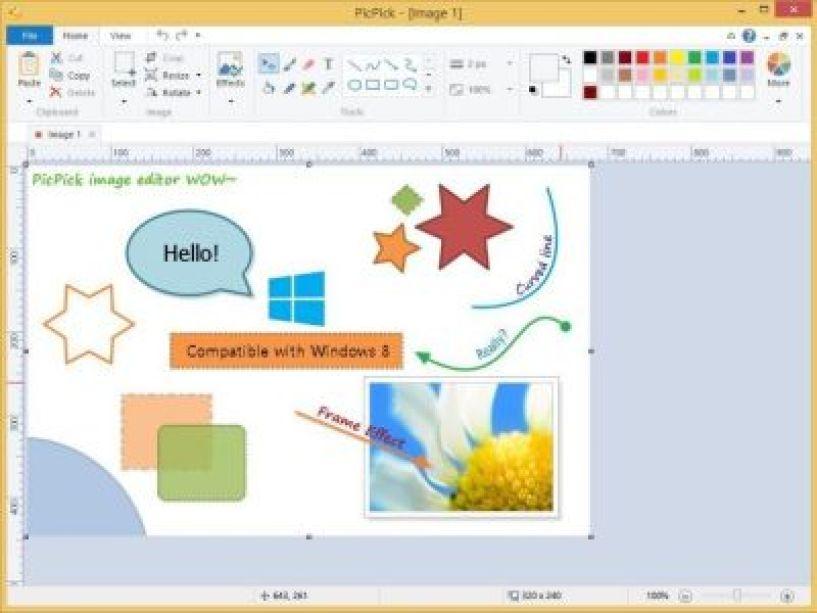 PicPick Professional windows