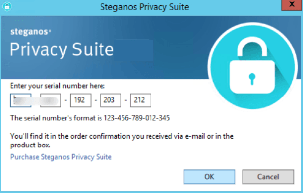 Steganos Privacy Suite latest version