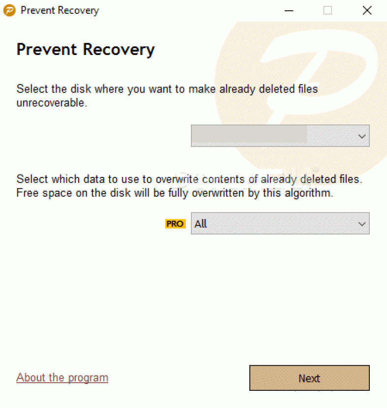 Cyrobo Prevent Recovery Pro latest version