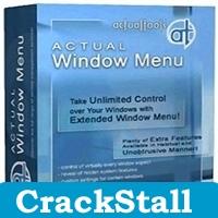 Actual Window Menu crack software
