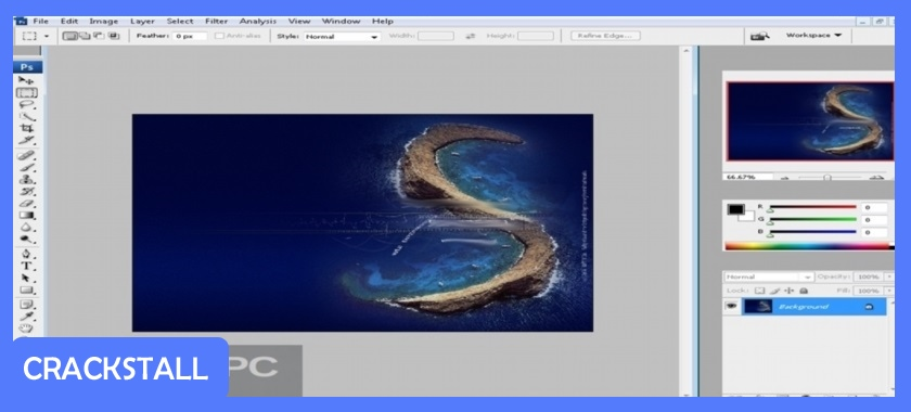Adobe Photoshop CS3 Extended-crack softwares