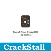 Aiseesoft Screen Recorder 2020 pc crack software