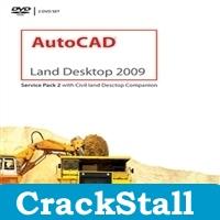 AutoCAD Land Desktop 2009 crack software