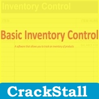 Basic Inventory Control cracked software