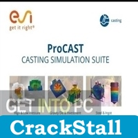 ESI ProCAST 2018 crack software