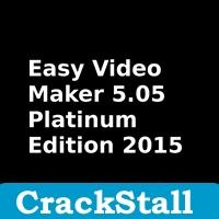 Easy Video Maker 5.05 Platinum Edition 2015 crack softwares