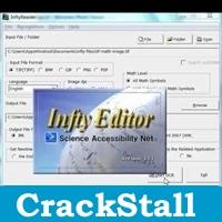 InftyReader crack softwares