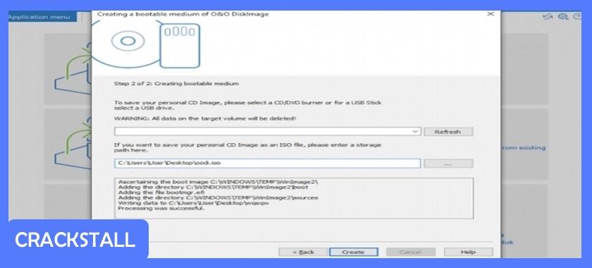 OO DiskImage Server-software crack