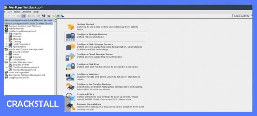 Symantec Veritas NetBackup-crack softwares