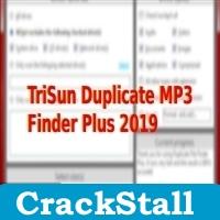 TriSun Duplicate MP3 Finder Plus 2019 crack softwares