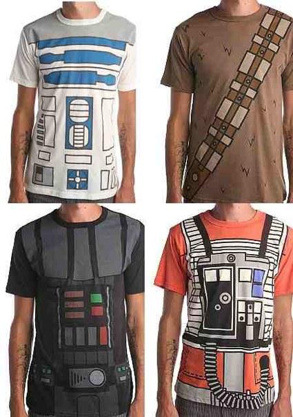 Star Wars Tees