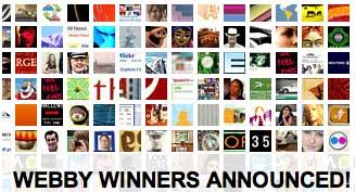 Webby Awards Winners