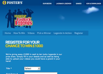 fosters site