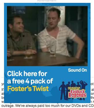 fosters ad