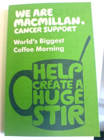 macmillan handout