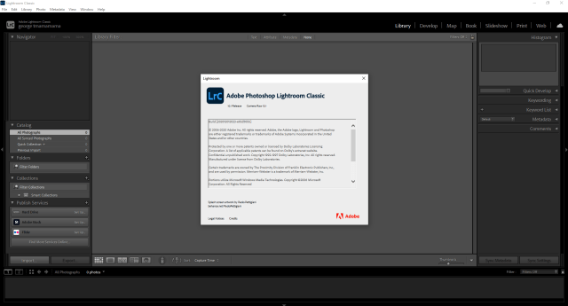 Adobe Photoshop Lightroom Classic Crack Patch