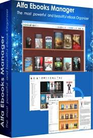 Alfa eBooks Manager Pro web Crack free download