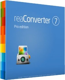 ReaConverter Pro Crack Free Download